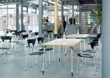 衆晟辦公傢俱多功能摺疊會議桌