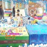 淘气堡儿童乐园加盟室内游乐场设备源头厂家