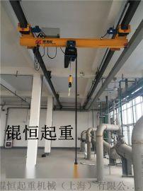 上海起重机厂家  欧式单梁悬挂起重机
