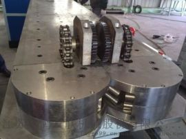 9-32mmPP/PE水冷式波纹管挤出生产线