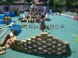 山東積木玩具廠家/大型戶外積木玩具/可凡玩具