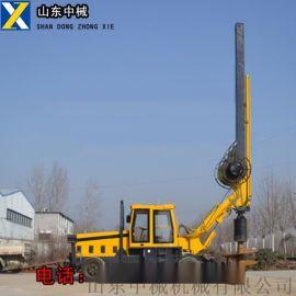 山东中械 厂家直销轮式旋挖 15米旋挖钻机