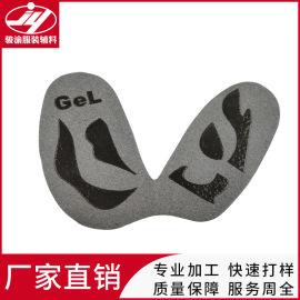 服装硅胶印刷 商标鞋帽3D硅胶丝印 织带印刷商标