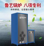新款多用生物質鍋爐 秸稈木柴等多介質燃燒經濟實用