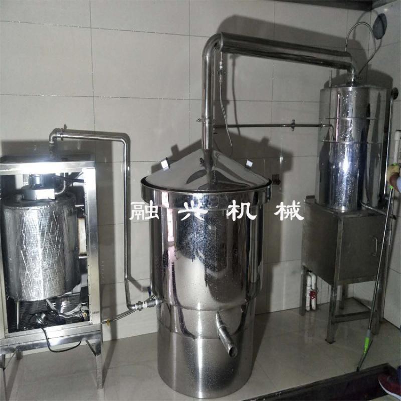 云和高粱酒酿酒设备白酒设备干料家庭烧酒设备定制