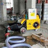 工厂货源二次结构柱输送泵 液压小型二次结构柱输送泵