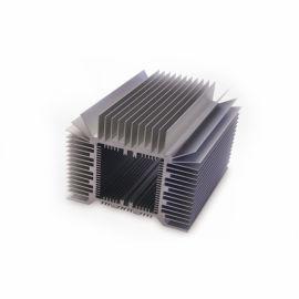 **广东兴发铝材厂家**铝型材散热器
