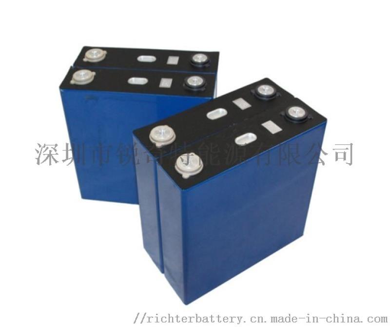 3.7V126AH高容量模块锂电池低速车适用电池