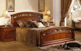 实木双人床