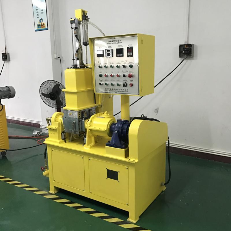 1L强力加压橡胶混炼机 实验型开炼机