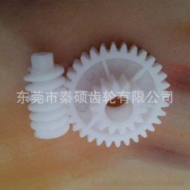 塑胶斜齿轮东莞市秦硕专业生产 耐磨损低噪音价格优 厂家现货供应