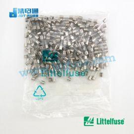 0218.500MXP力特玻璃管保险丝0.5A