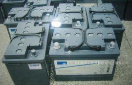 德国阳光A412/50A 12V50AH直流屏UPS/EPS电源太阳能 胶体蓄电池