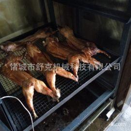 熏火腿糖熏食品加工设备 熏大肠糖熏箱 豆腐香干子烟熏炉