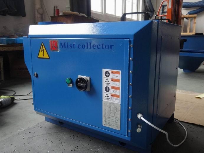 CNC加工中心油雾收集器