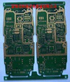 六层HDI埋肓孔PCB电路板