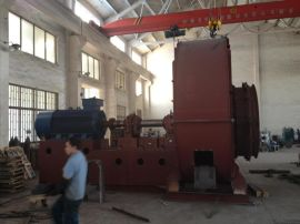 400KW锅炉专用高压风机
