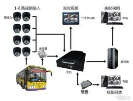 深圳索迪迈校车3G远程视频监控录像机