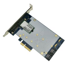 SATA3.0+NGFF SSD M2接口扩展卡