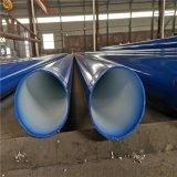 遼寧 Q235B塗塑複合鋼管 燃氣塗塑管道