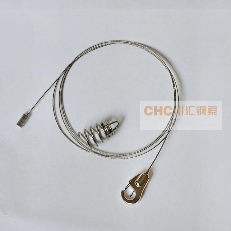 钢丝绳吊线|展览展示吊线|广告画框吊线