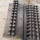 钉型橡胶板A钉型减震橡胶板A厂家定制