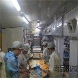 厂家藕盒上浆机生产线 全自动藕片浸浆机 藕条裹浆机