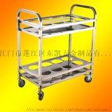 不锈钢水壶车调味车厨房小推车