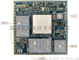 ARM嵌入式工控主板,瑞星微RK3288核心板