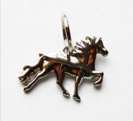 时尚五金挂件 动物挂件 东莞常平生产五金 金属钥匙挂件