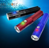 ARCHON(奧瞳) 強光LED遠射手電筒,潛水燈,充電探照燈,潛水手電注潛水裝備