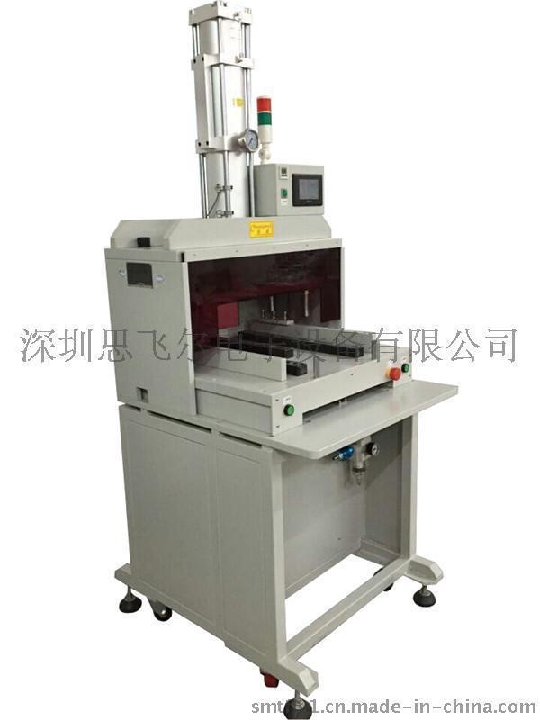 创威厂家直销气动冲床分板机,CWPE  pcb、fpc铝基板分板机 全自动分板机