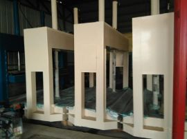 保温一体板设备安全生产