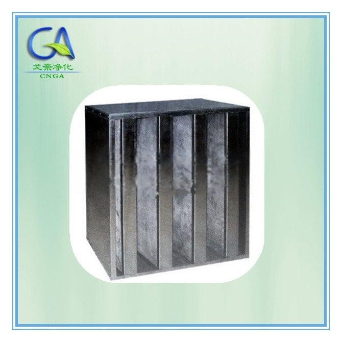 大風量組合式活性炭過濾器 生產廠家