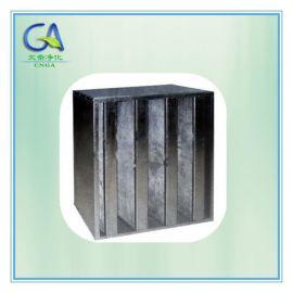 大风量组合式活性炭过滤器 生产厂家