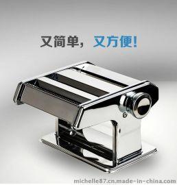 厨汇150常规一体机家用式面条机手动压面机