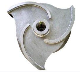 竣龙精密不锈钢件——叶轮