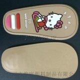 专业定做生产PVC软胶鞋底 鞋垫 滴胶鞋材辅料