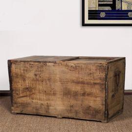 聚源斋  实木老货  箱子 茶几  储物箱