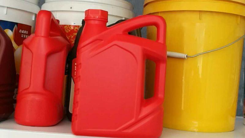 山东济南供应润滑油塑料包装桶 4L