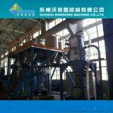 物料自動稱量配混線集中供料系統(自動配料、混料、輸送、除塵系統)