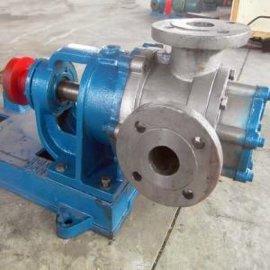 NYP型高粘度内齿泵输送液体平稳震动小噪音低