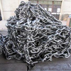 瑞达厂家直销船用锚链 高强度有档锚链无档锚链 规格齐全专业生产