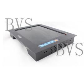 10寸 白色外壳台式 壁挂式 VGA BNC TV 信号接口 厂家直销!