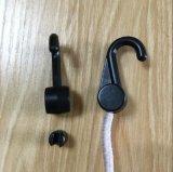 箱包配件供應商 環保繩釦 塑料彈簧扣 繩尾鉤