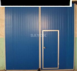 工业平开门/自动平开门/电动平开大门/电动重型工业平开门