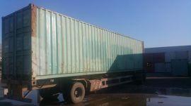 出售与租赁、改造二手集装箱 冷藏箱 干货箱 冷柜40尺货柜
