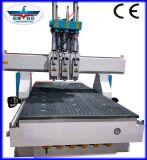 三工序开料机打孔机 板式家具生产设备 三工序雕刻机 木工雕刻机