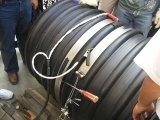 钢带增强螺旋波纹管用电热熔带
