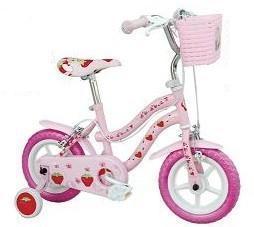 12寸儿童自行车